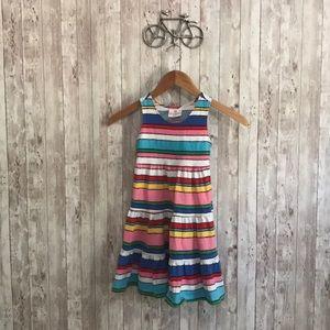 Hanna Andersson girls striped dress